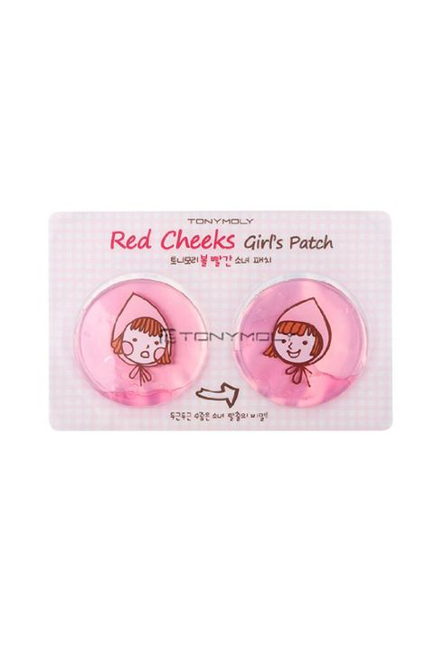 "<p>Slap onto your wind-chapped cheeks to reduce redness, take a lot of selfies.</p><p>$11, <a href=""https://www.amazon.com/Tonymoly-Red-Cheeks-Girls-Patch/dp/B00HYRQDVC?"" target=""_blank"" data-tracking-id=""recirc-text-link"">amazon.com</a>.</p>"