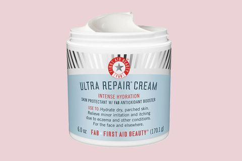 Though this intense hydration cream has the look of whipped cream, it's rich and dense on skin. From the added antioxidants to the healing eucalyptus oil, this giant (giant!) tub of repairing skin care will help restore your winter skin to its warm-weather glory (and last you for seasons to come, too). 