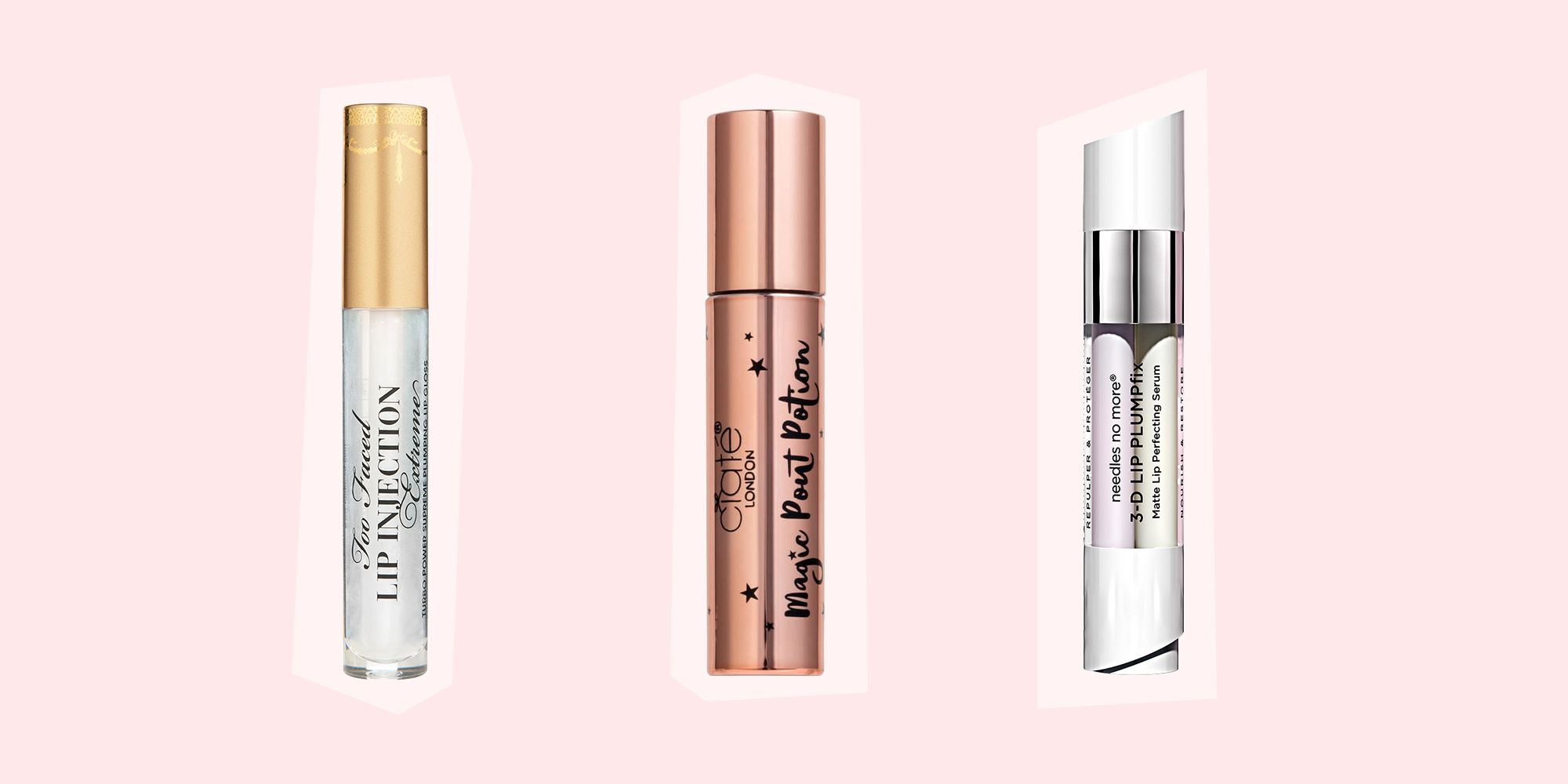 11 Best Lip Plumpers of 2017 - Lip-Plumping Treatments for