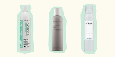The Best Dry Shampoo for Every Hair Type