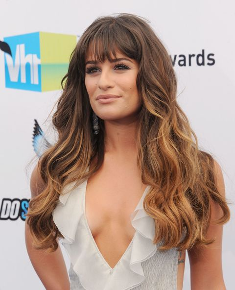 35 Long Hairstyles With Bangs Best Celebrity Long Hair With Bangs Styles