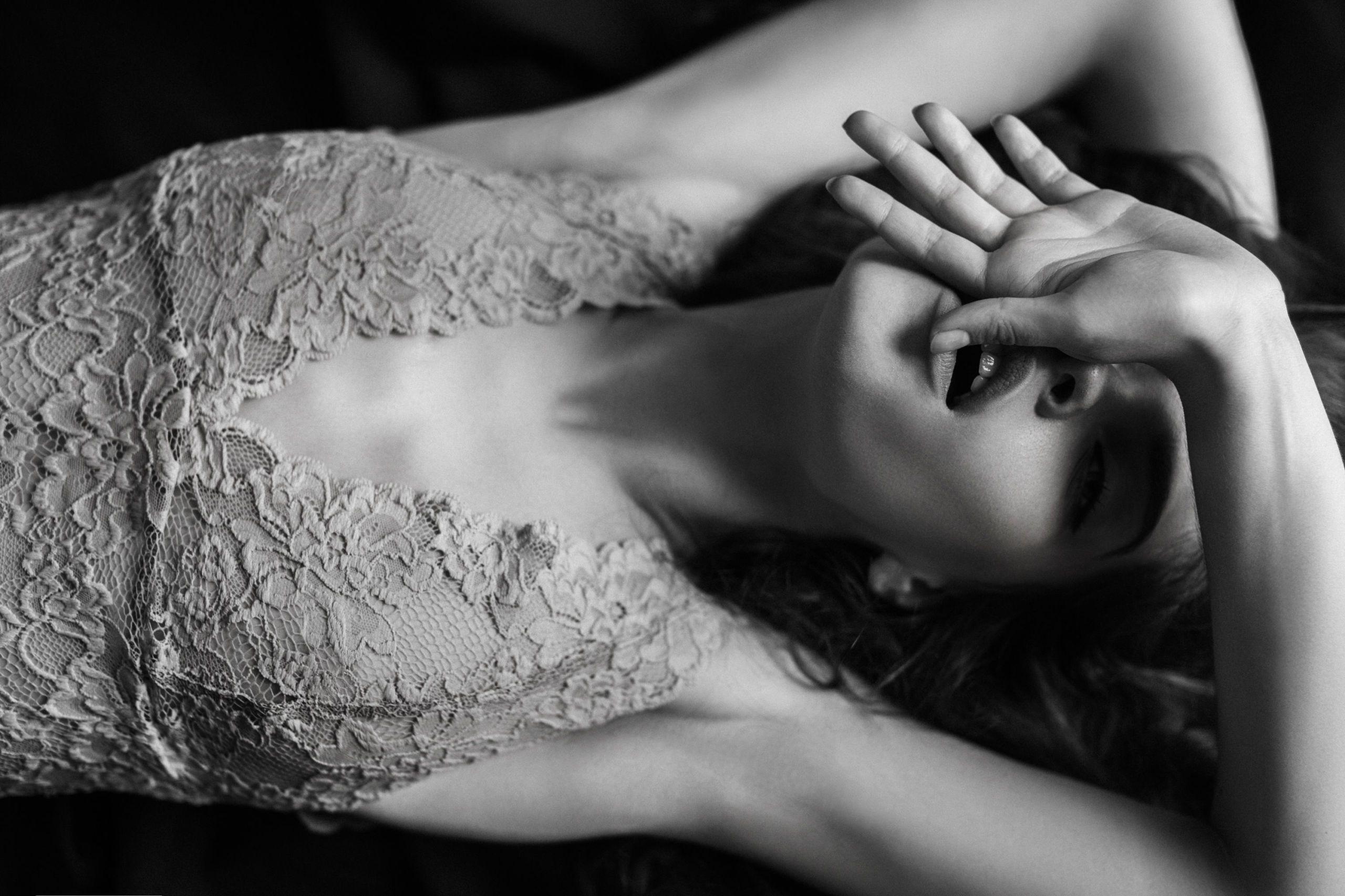 Polish nude model