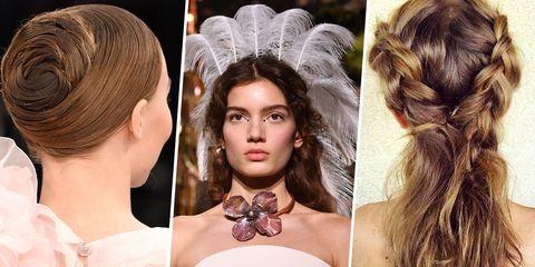 Lip, Hairstyle, Skin, Forehead, Eyebrow, Eyelash, Style, Hair accessory, Beauty, Fashion,
