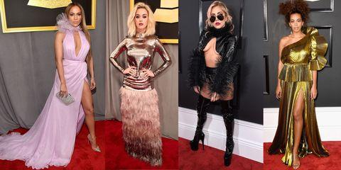 Dress, Flooring, Style, Carpet, Fashion, Fashion model, Waist, Sunglasses, Fashion design, Red carpet,