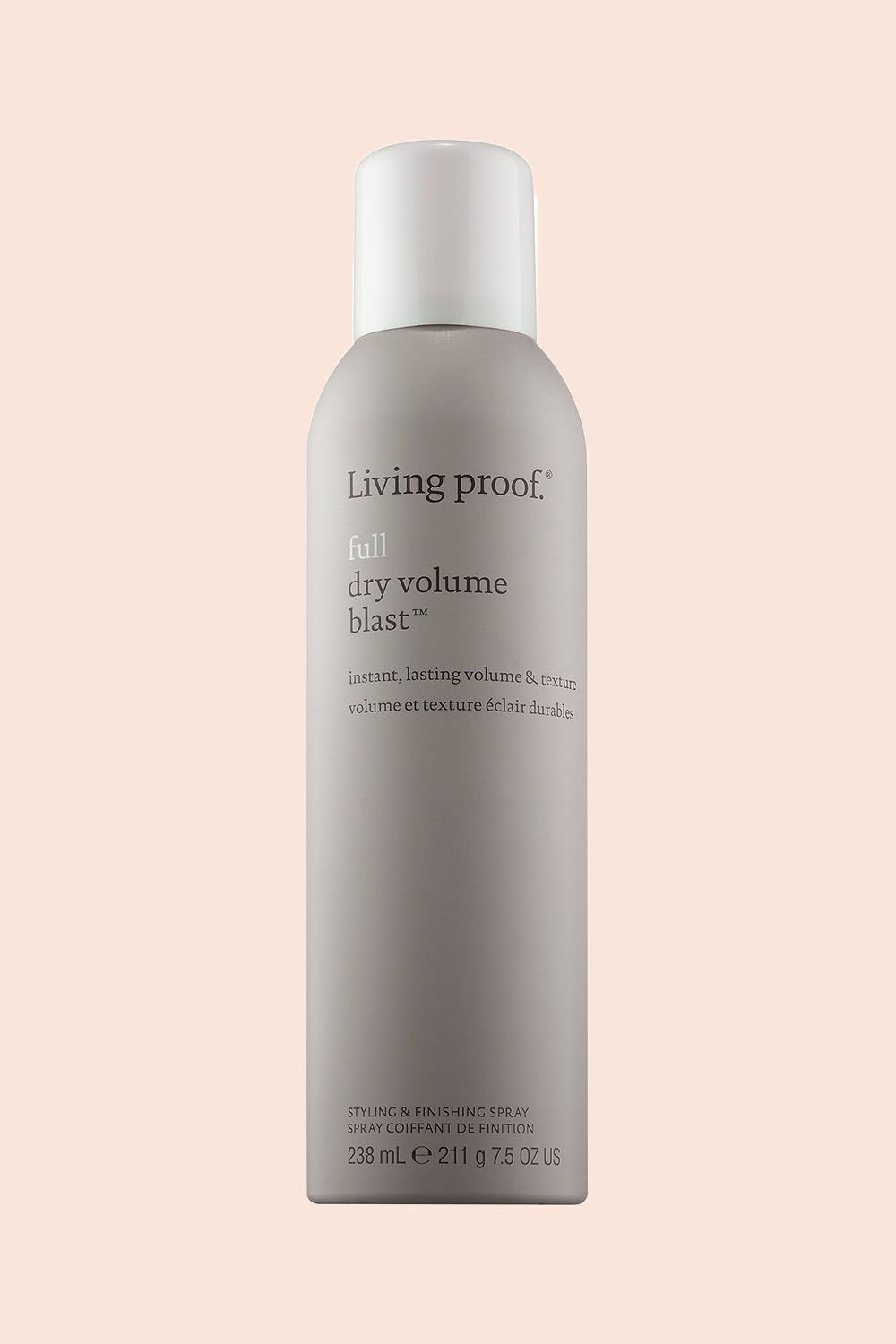 "<p>Dry shampoo is a texturizer just as much as it's a waterless cleanser. To amp up pin-straight strands, look to a volumizing formula that won't weight hair down. This spray from Living Proof has special molecules that are lighter and bigger than industry standard ingredients for that extra zhoosh.</p><p>Living Proof Full Dry Volume Blast, $29; <a href=""http://bit.ly/2kLSj2l"" target=""_blank"" data-tracking-id=""recirc-text-link"">ulta.com</a>.</p>"