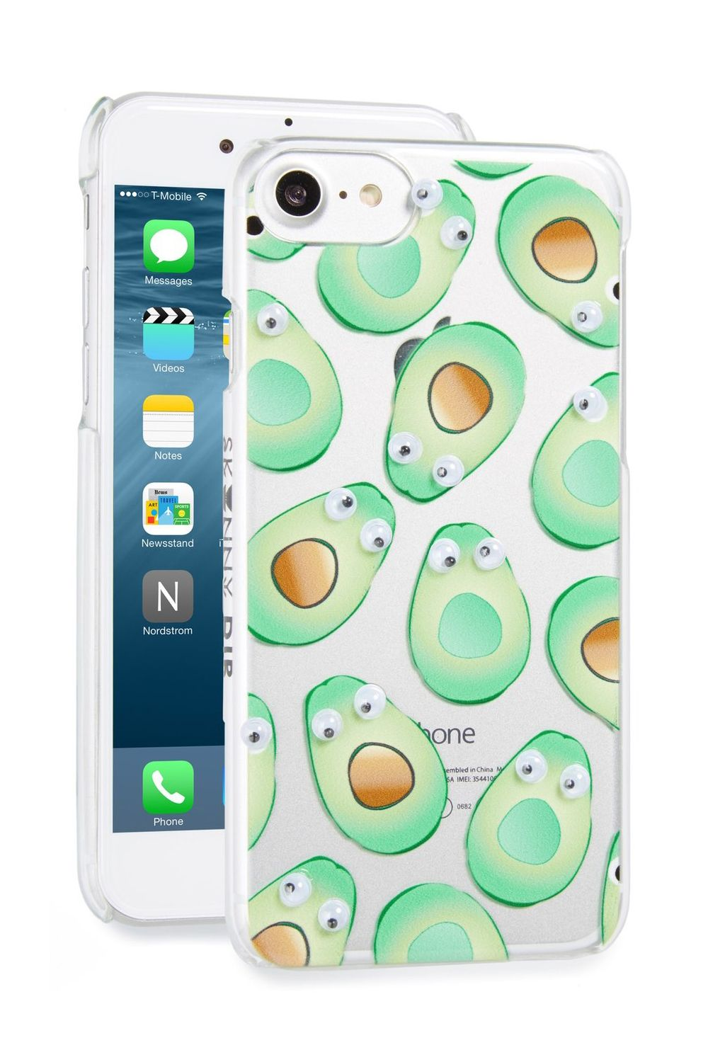 "<p>Affixing googly eyes to inanimate objects is our second greatest national pastime; this hard case (for iPhone 7) just cuts out the drying time.</p><p>$25, <a href=""http://shop.nordstrom.com/s/skinnydip-googly-avocado-iphone-7-case/4494021"" target=""_blank"" data-tracking-id=""recirc-text-link"">nordstrom.com</a>.</p>"