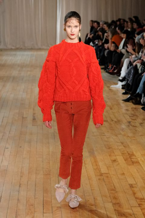 <p>Nars Heat Wave in outfit form.</p>