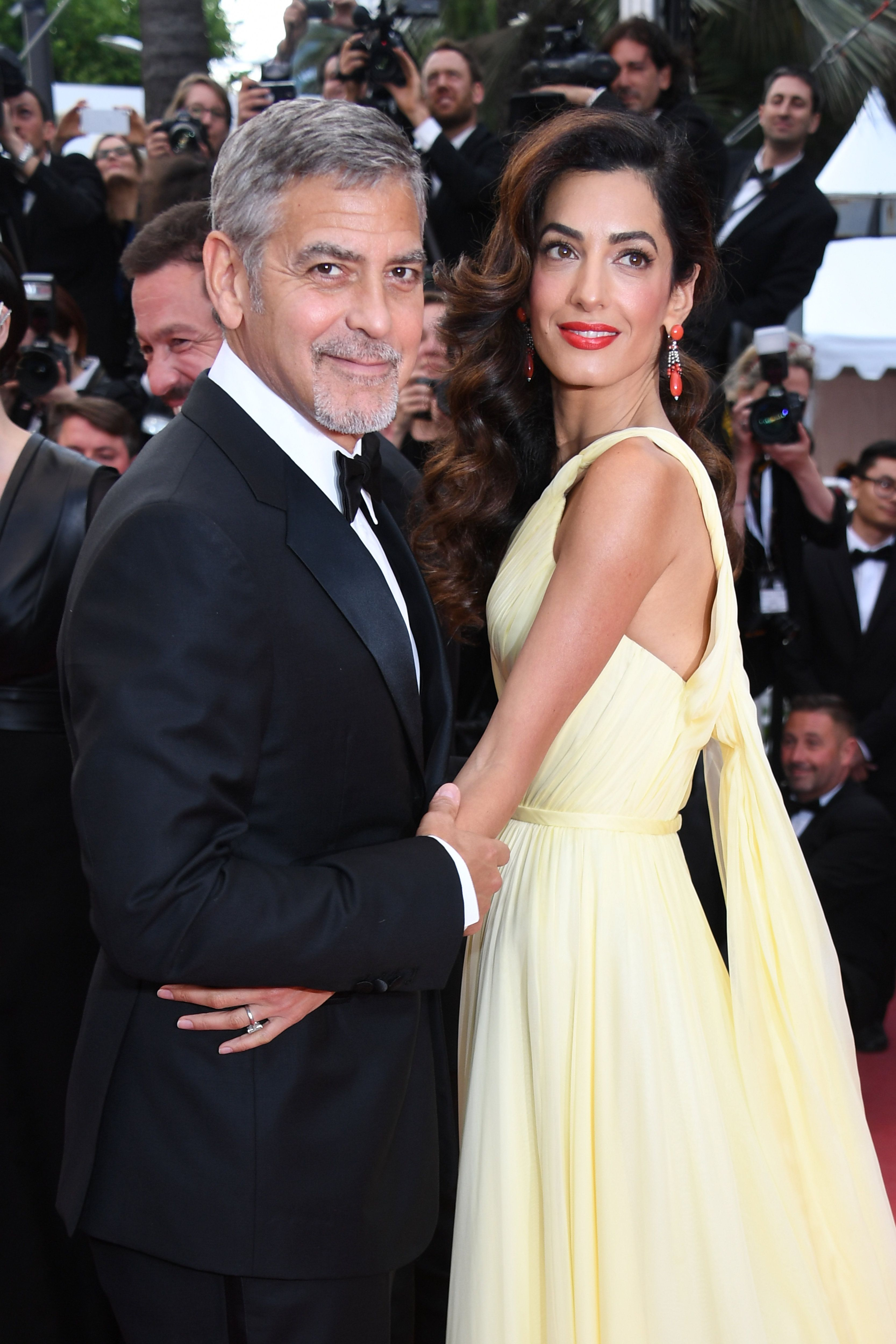 George Clooney Gushing About His Twins Is Everything You Want In This Life
