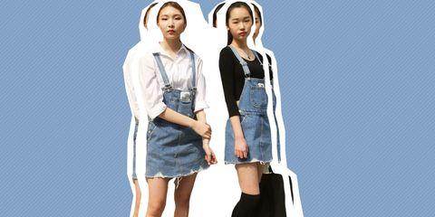 Product, Sleeve, Denim, Collar, Fashion, Street fashion, Pocket, Fashion design, Day dress, Cuff,