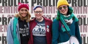 secular pro-life anti-abortion millennial women