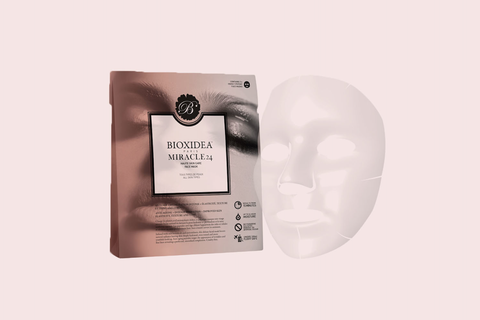 "<p>If you're a party girl (ain't no shame in your game), this French mask has Courtney Love's seal of approval. Need we say more? But seriously this anti-aging facial treatment is packed with antioxidants and nutrients that address dullness and redness while brightening, improving skin's elasticity, and reducing the appearance of fine lines. Slap it on after a hangover and thank us later.</p><p>Bioxidea Miracle 24 All-in-One&nbsp&#x3B;Face Mask<span class=""redactor-invisible-space"" data-verified=""redactor"" data-redactor-tag=""span"" data-redactor-class=""redactor-invisible-space"">, $39 (was $59)&#x3B; <a href=""http://bioxideausa.com/miracle-24-face-mask"" target=""_blank"" data-tracking-id=""recirc-text-link"">bioxideausa.com</a>.</span><br></p>"
