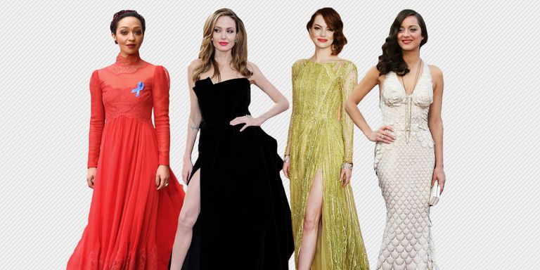 The Oscars Have Forever Been Fashion Olympics For Hollywood S Brightest Stars Style Chameleons Like Cate Blanchett And Nicole Kidman Regularly Steal