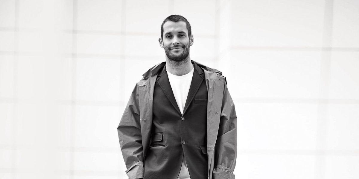 Simon porte jacquemus french designer nina garcia interview - Simon porte jacquemus instagram ...