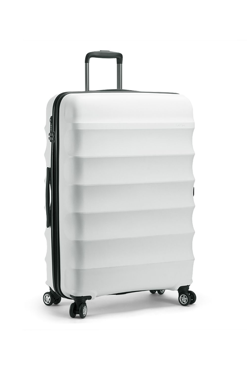 "<p>They've been in business for more than a century, so what more do you need to know? But just in case, their Juno model has a rep for being ultra light and roomy.&nbsp&#x3B;</p><p>$177, <a href=""http://www.luggagedirect.com.au/antler-juno-79cm-large-lightweight-4-wheel-suitcase-white.html"" target=""_blank"" data-tracking-id=""recirc-text-link"">luggagedirect.com</a>.</p>"