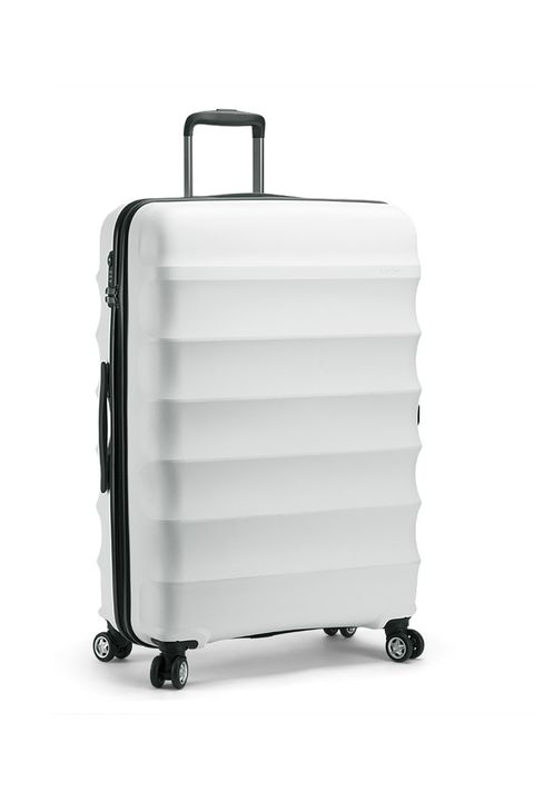 "<p>They've been in business for more than a century, so what more do you need to know? But just in case, their Juno model has a rep for being ultra light and roomy.&nbsp;</p><p>$177, <a href=""http://www.luggagedirect.com.au/antler-juno-79cm-large-lightweight-4-wheel-suitcase-white.html"" target=""_blank"" data-tracking-id=""recirc-text-link"">luggagedirect.com</a>.</p>"