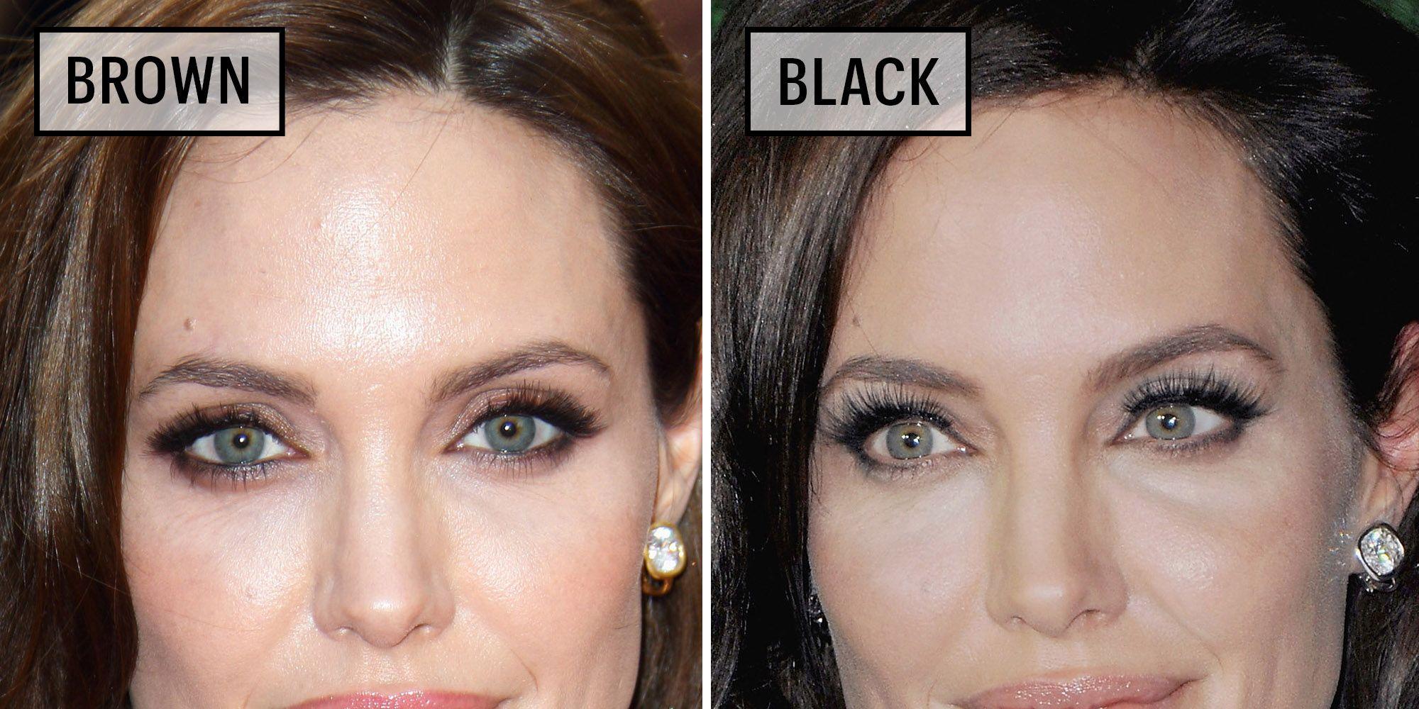 Black Brown Liner Eyes Eye Pencil Wiring Diagrams Spp0244 Tecnowind Cooker Celebrities Wearing Versus Eyeliner Why You Should Rh Marieclaire Com