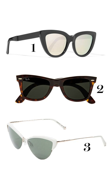 12 Best Sunglasses For Every Face Shape How To Choose