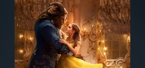 """<p>While some may dismiss Belle as delicate, Watson's portrayal sounds far from it. She specifically <a href=""""http://www.vanityfair.com/hollywood/2017/02/emma-watson-cover-story"""" target=""""_blank"""" data-tracking-id=""""recirc-text-link"""">requested riding boots</a>, instead of ballet flats, so her character could ride horses and run around the French countryside. </p><p>She also took her preparation for the film's iconic dance numbers seriously — as did everyone involved in the movie. The """"Be Our Guest"""" sequence, for example, was filmed over the course of a month. """"It was really just very technical, and because it was so technical, really sort of painstaking,"""" Watson told <em data-redactor-tag=""""em"""" data-verified=""""redactor""""><a href=""""http://ew.com/article/2016/11/07/beauty-and-beast-be-our-guest/"""" target=""""_blank"""" data-tracking-id=""""recirc-text-link"""">Entertainment Weekly</a></em>. """"Yeah, it was tricky. But I think it looks spectacular, and it all paid off — so all worth it in the end!""""<span class=""""redactor-invisible-space"""" data-verified=""""redactor"""" data-redactor-tag=""""span"""" data-redactor-class=""""redactor-invisible-space""""></span></p>"""