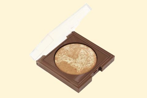 """<p>This baked marble formula&nbsp&#x3B;is comprised of micro-fine pigments that ensure you won't fall victim to&nbsp&#x3B;unsightly bronzer lines.</p><p>Covergirl truBLEND Bronzer<span class=""""redactor-invisible-space"""" data-verified=""""redactor"""" data-redactor-tag=""""span"""" data-redactor-class=""""redactor-invisible-space"""">,$8.49&#x3B; <a href=""""http://bit.ly/2mkcQKg"""" target=""""_blank"""" data-tracking-id=""""recirc-text-link"""">target.com</a>.</span><br></p>"""