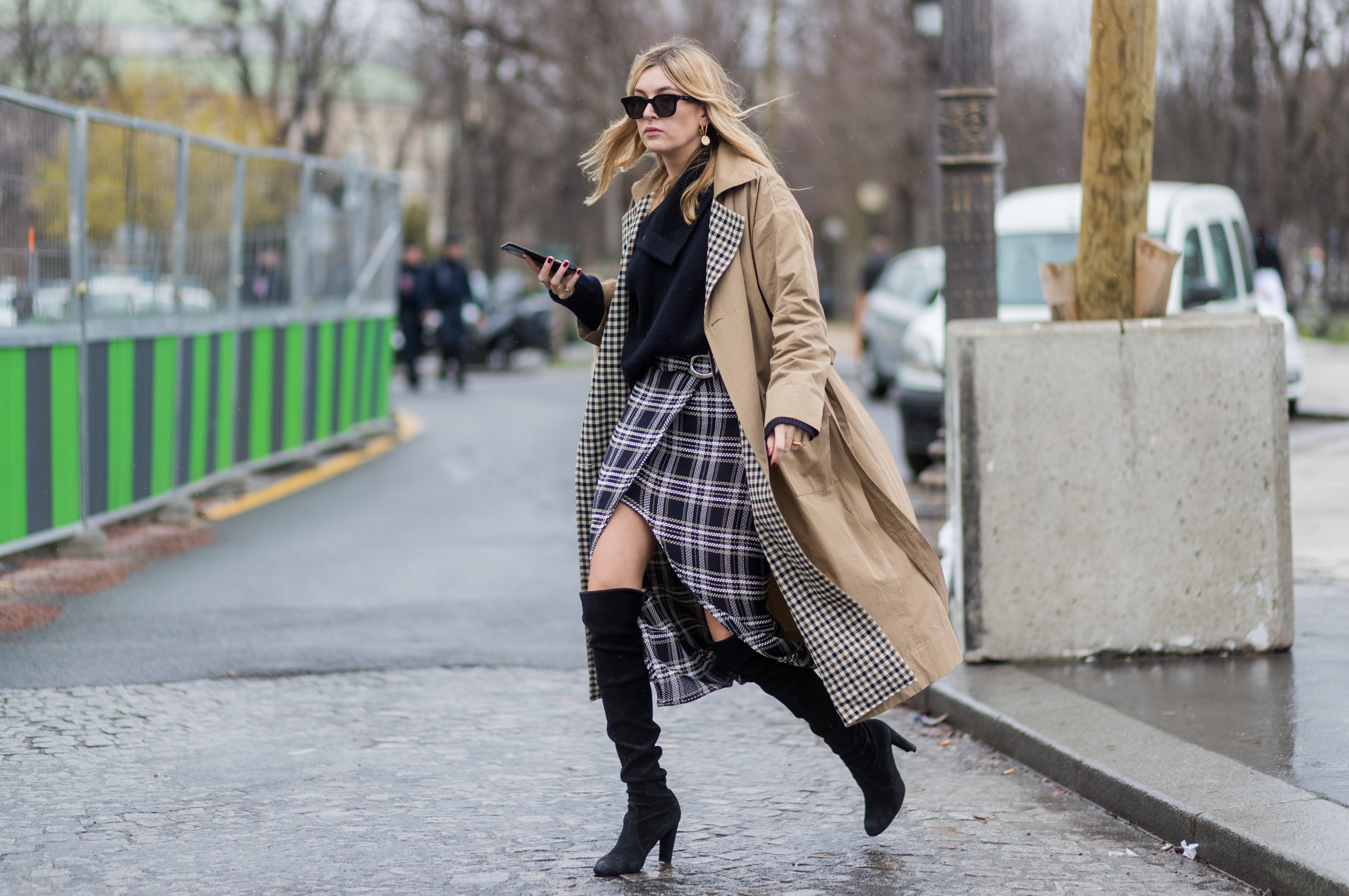 626152d81e0 7 Reasons a Skirt Is Your Secret Weapon for Building Winter-to-Spring  Outfits