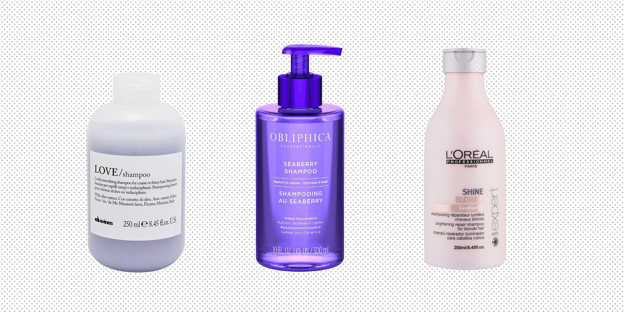 Best Shampoos For Color Treated Hair Shampoo Safe For Dyed Hair
