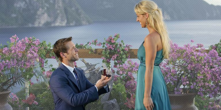 Neil Lane Jewelry Bachelor Nick Viall Engagement Ring