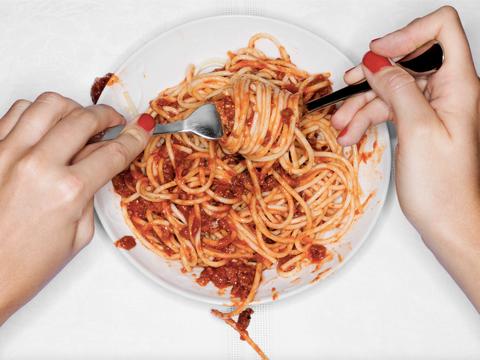 Food, Cuisine, Dish, Spaghetti, Chow mein, Ingredient, Bigoli, Bucatini, Fideo, Taglierini,
