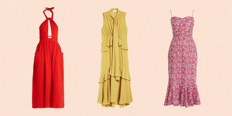 10 Head-Turning Summer Dresses for Hosting Your Next Party