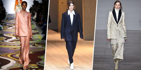 Collar, Sleeve, Outerwear, Formal wear, Style, Coat, Blazer, Fashion model, Fashion, Neck,