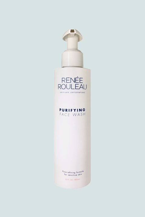 "<p>This sulfate-free cleansing gel is especially great for oily or sensitive skin. It treats the pores to a deep clean without stripping the skin or causing irritation. But most importantly, even your most smudge-proof mascara is no match for it.</p><p>Renée Rouleau Purifying Face Wash<span class=""redactor-invisible-space"" data-verified=""redactor"" data-redactor-tag=""span"" data-redactor-class=""redactor-invisible-space"">, $34.50; <a href=""https://www.reneerouleau.com/products/purifying-face-wash"" target=""_blank"" data-tracking-id=""recirc-text-link"">reneerouleau.com</a>.</span></p>"