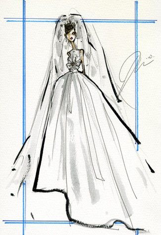 "<p>Michelle Obama's go-to designer Jason Wu <a href=""http://wwd.com/fashion-news/fashion-features/gallery/designers-sketch-their-suggestions-for-kate-middletons-wedding-dress/#!11/8220i-love-the-idea-of-mixing-traditional-opulence-with-a-very-clean-aesthetic-for-this-modern-day-princess8221-8212-jason-wu-3404505-portrait"" target=""_blank"" data-tracking-id=""recirc-text-link"">suggested</a> that Kate&nbsp;tap into&nbsp;modern-day princess vibes with a dress that mixed ""traditional opulence with a very clean aesthetic.""</p>"