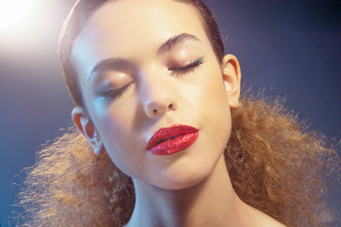 Lip, Hair, Face, Eyebrow, Beauty, Skin, Chin, Close-up, Cheek, Head,