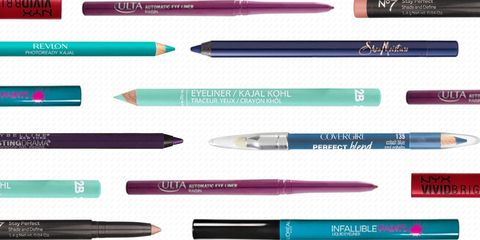 10 best colored eyeliners cheap drugstore eyeliners