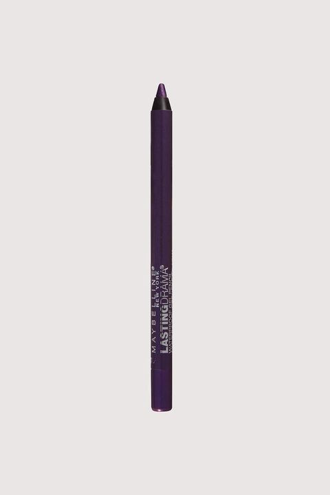 "<p>Eggplant purple is universally flattering—especially if you fall into the brown, green, or hazel eye color range—and you can elevate your look in seconds by <a href=""http://www.marieclaire.com/beauty/news/a18851/tightlining-tips/"" target=""_blank"" data-tracking-id=""recirc-text-link"">tightlining</a> with this silky formula.</p><p><strong data-redactor-tag=""strong"" data-verified=""redactor"">Maybelline Eyestudio Lasting Drama Waterproof Eye Pencil in Polished Amethyst, $7.99;&nbsp;<a href=""http://bit.ly/2nHHIYc"" target=""_blank"" data-tracking-id=""recirc-text-link"">target.com</a>.</strong></p>"