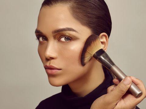 Face, Hair, Cheek, Skin, Eyebrow, Nose, Forehead, Beauty, Head, Lip,