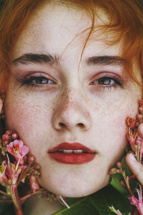 Facts About Freckles - Weird Things About Freckles
