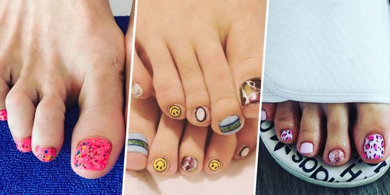 Toe nail art toes nail designs and it could be your new spring statement prinsesfo Image collections