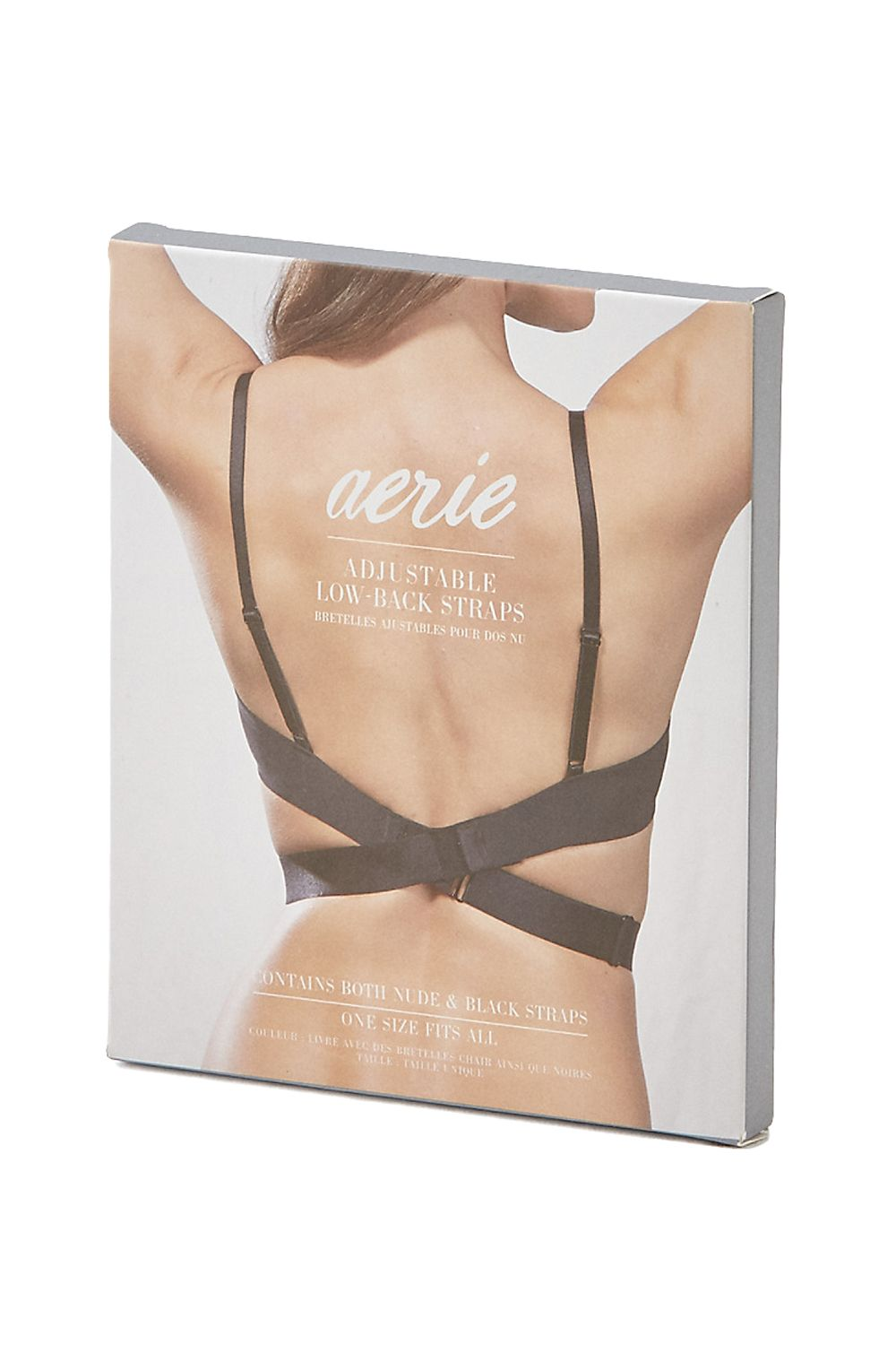 "<p>This two-pack of straps (considerately in nude and black) attaches to any bra if you want to get low, low, low, low.</p><p>Aerie Adjustable Low-Back Strap, $15.50, <a href=""https://www.ae.com/aerie-adjustable-low-back-strap-multi/aerie/s-prod/0735_4333_900"" target=""_blank"" data-tracking-id=""recirc-text-link"">ae.com</a>.</p>"