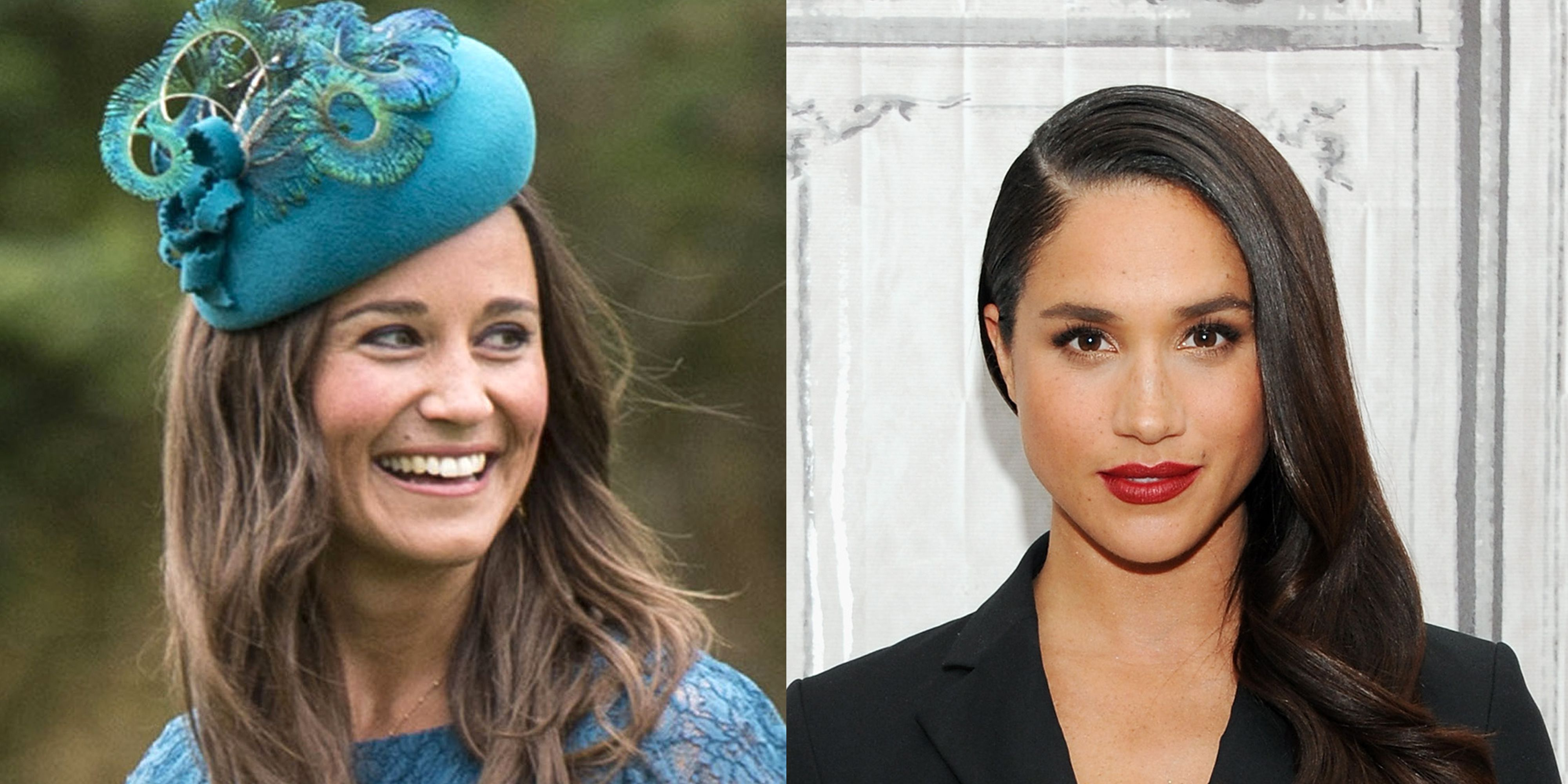 Meghan Markle Pippa Wedding.Pippa Middleton Bans Meghan Markle From Her Wedding Is