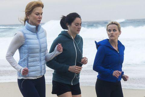 Recreation, Beach, Jogging, Running, Fun, Vacation, Ocean, Sea, Coast, Leisure,