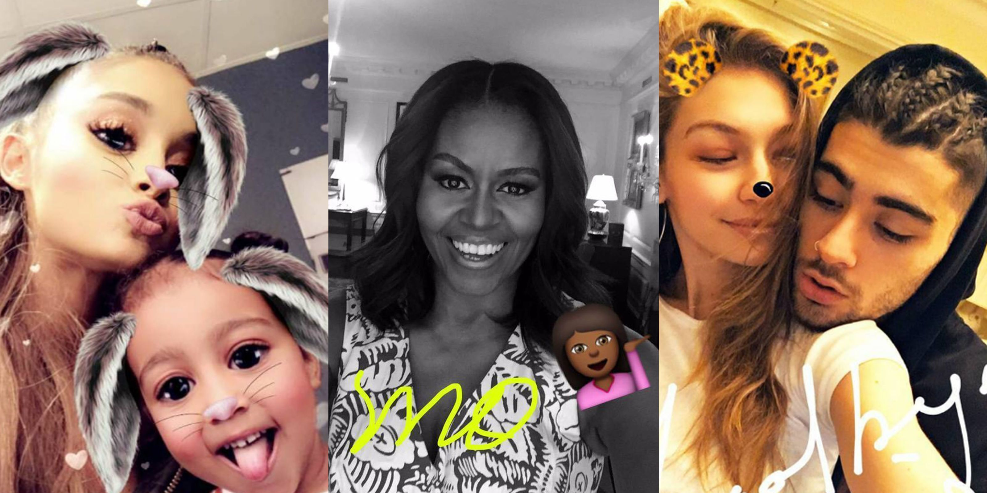 Best girls to follow on snapchat