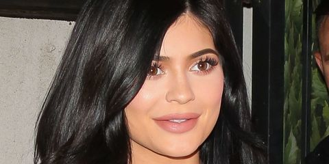 Kylie Jenner's Coachella Hair Is Her Brightest Yet