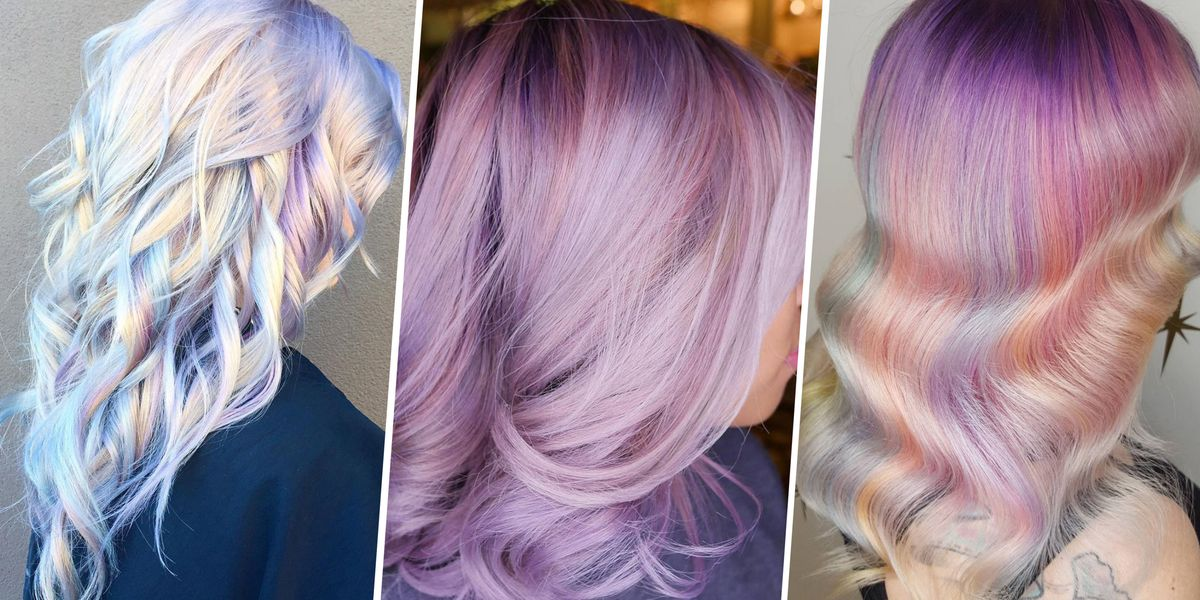 Holographic Hair - Cool Dye Job 2017