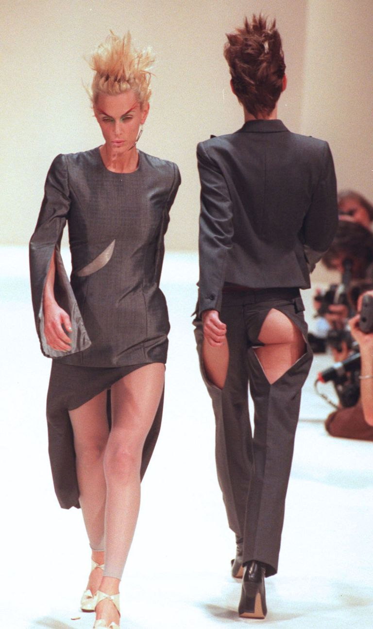 Vetements Bare Butt Jeans - History of Butt-Less Pants