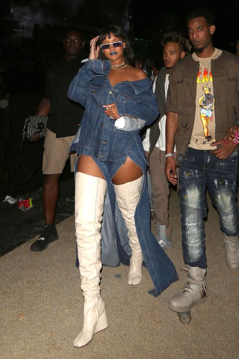 35de5e974cf Rihanna Style - Rihanna Best Fashion Photos