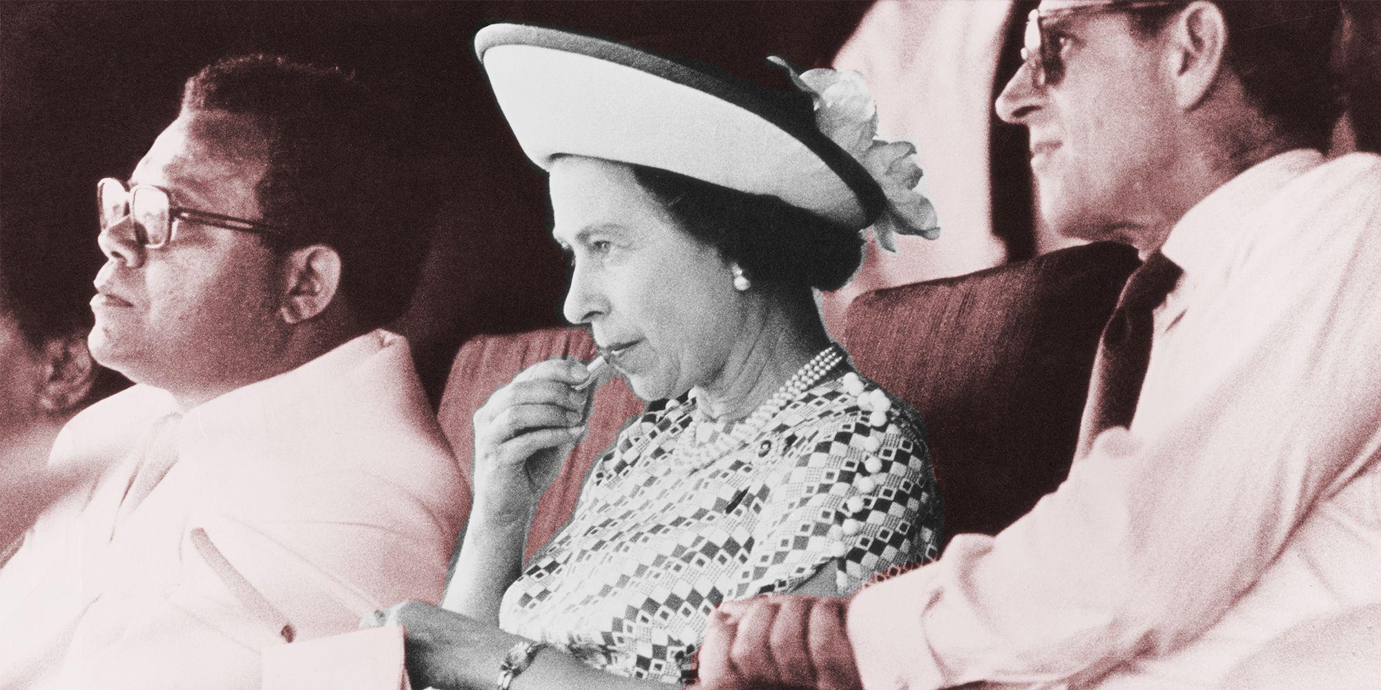 Royal Family Beauty Favorites Queen Elizabeth Fragrance