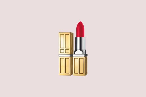 "<p>We can only hope to rock a bold lip as well as Her Majesty, who's often spotted giving her pout a touch-up at events, does at 91. And it's no secret that she favors Elizabeth Arden, as the brand has upheld their warrant since 1962.  While no one can nail down her favorite shade, the Queen is known to gravitate toward deep reds and punchy pinks.</p><p>Elizabeth Arden Beautiful Color Moisturizing Lipstick in Red Door Red, $25; <a href=""http://www.elizabetharden.com/beautiful-color-moisturizing-lipstick-1002BLSC400.html"" data-tracking-id=""recirc-text-link"">elizabetharden.com</a>.</p>"