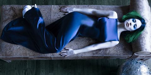Blue, Leg, Mannequin, Photography, Human leg, Fictional character, Doll,