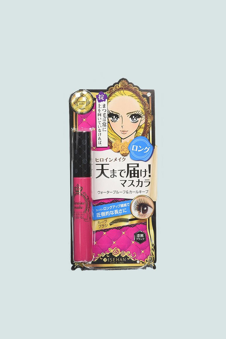 "<p>Think of this cheeky import as the Great Lash mascara of Asia. For women with thin lashes, it's a holy grail formula that's boosts volume, curls, and thickens fringe without any clump or droopiness.</p><p>Kiss Me Heroine Make Long and Curl Mascara, $19.99; <a href=""http://bit.ly/2pHNXtj"" target=""_blank"" data-tracking-id=""recirc-text-link"">amazon.com</a>.</p>"