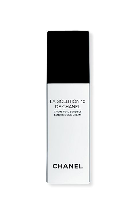 "<p>When you think of sensitive-skin formulas, ho-hum clinical options probably come to mind. Not so with this luxe, creamy moisturizer. It's made with just 10 ingredients, each specifically selected to help soothe reactive skin, including hydrating glycerin and antioxidant-rich silver needle tea extract.&nbsp;</p><p>Chanel La Solution 10 de Chanel Sensitive Skin Cream, $110; chanel.com.&nbsp;</p><p><strong data-redactor-tag=""strong"" data-verified=""redactor"">THE JURY SPEAKS:&nbsp;</strong></p><p>""Safe on sensitive skin and dermatologist-tested, this checks all the boxes for a top-shelf moisturizer.""<br><br><br> ""What your skin dreams of.""<br><br><br> ""Active ingredients that actually work, and a perfectly delicious texture.""</p>"